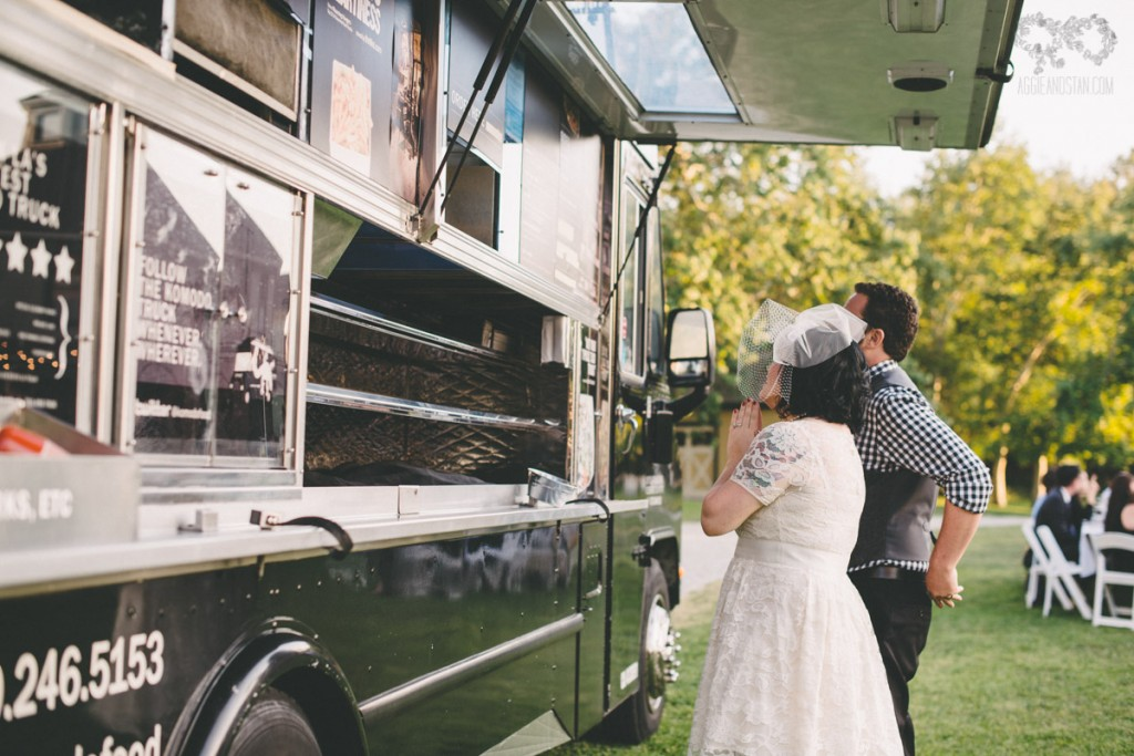 Warren Wedding- Komodo Truck