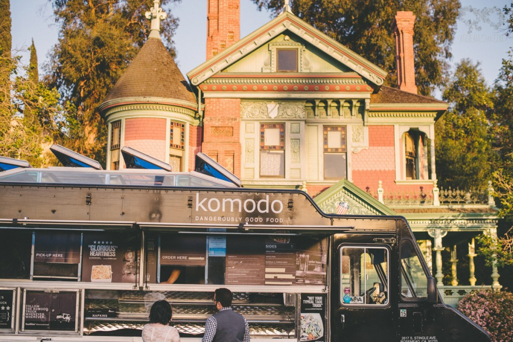 Warren Wedding- Komodo Truck