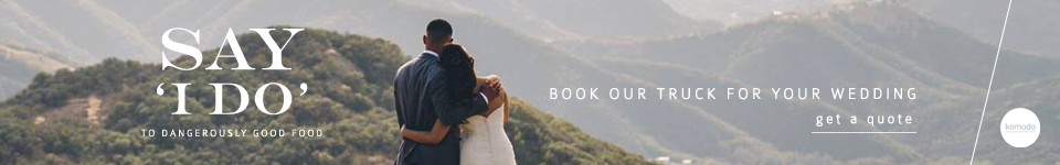 Komodo Wedding Catering