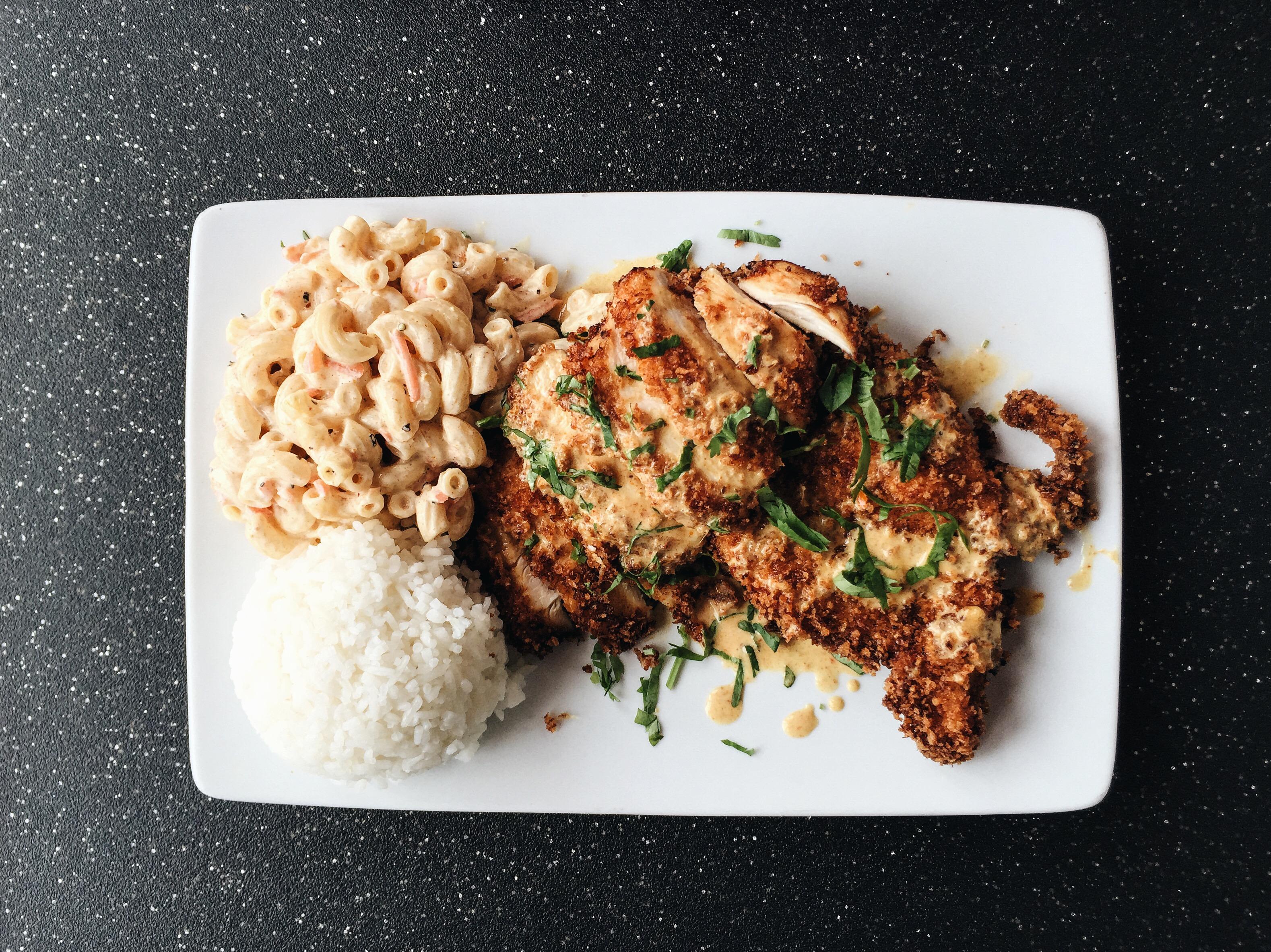 Chef Erwin Tjahyadi's Island Style Chicken Katsu