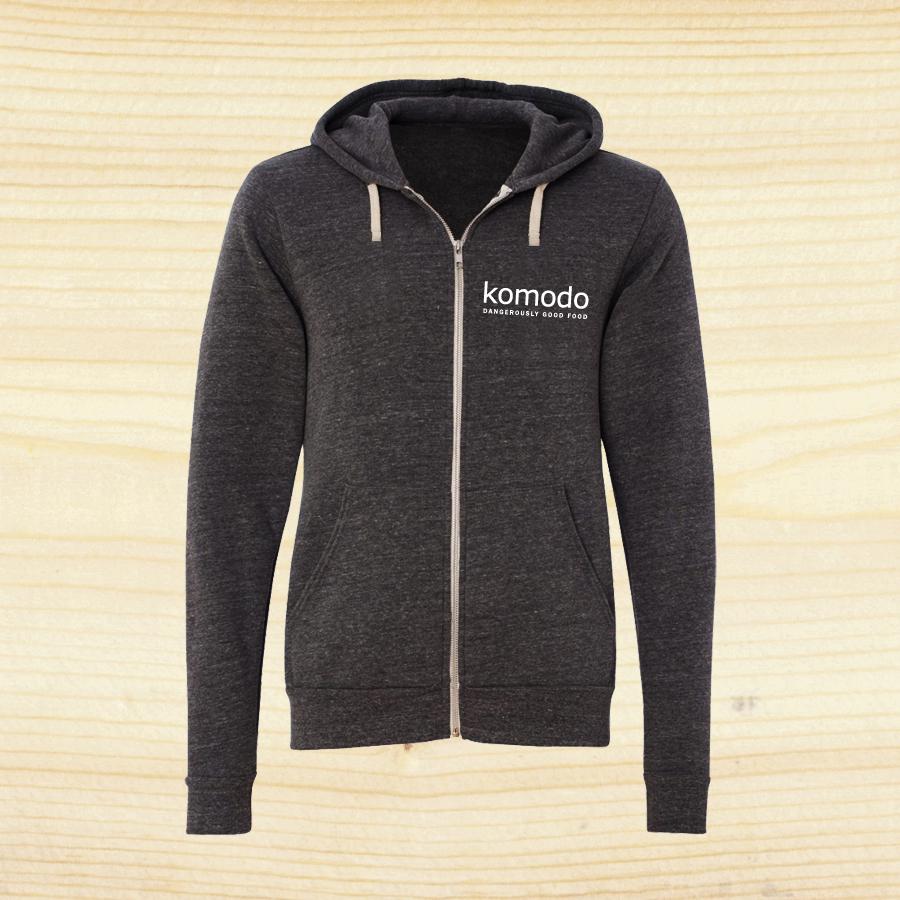 komodo hoodie